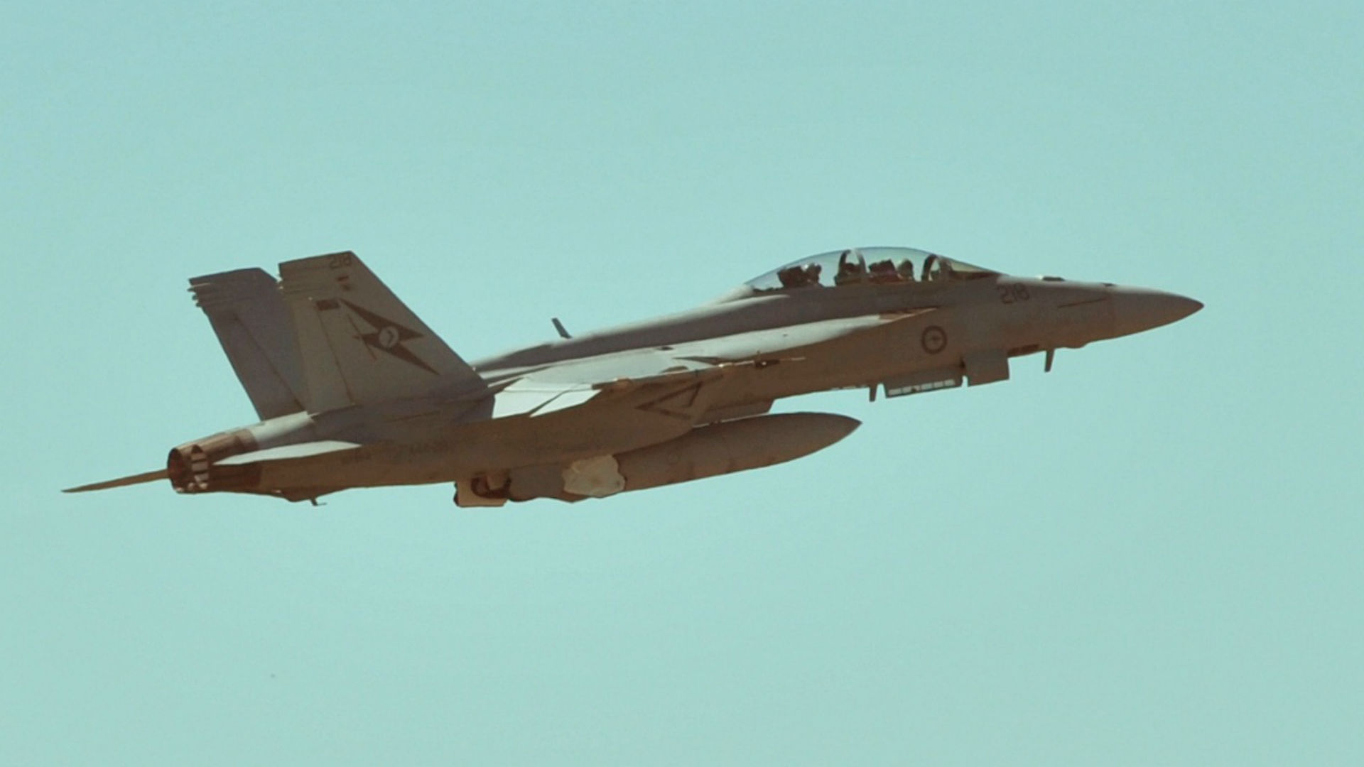Downed Syrian Fighter was Pentagon's First Air-To-Air Kill In 18 Years